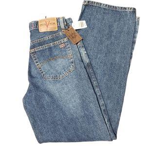 Vintage deadstock Ikeda high rise jeans